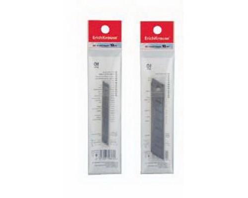 Лезвия для канцелярского ножа 9мм ErichKrause, 10 штук