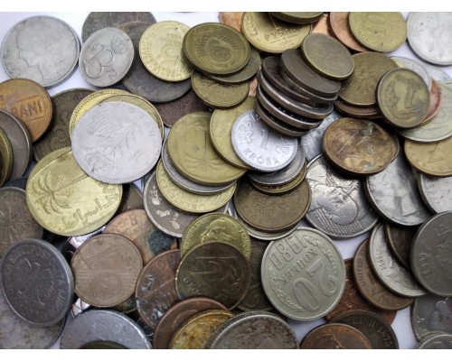 БЕЗ СКИДКИ Монета в ассортименте (50)
