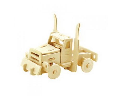 ПАЗЛЫ 3D ROT-016 12.5 x 8 x 5 см американский грузовик фанера