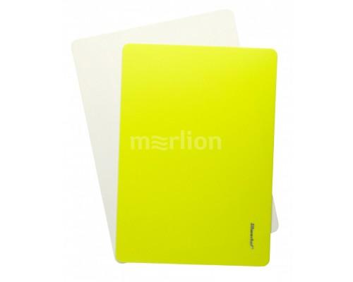 Доска для лепки А4 Silwerhof Neon желтый