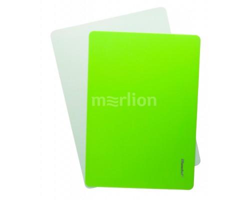 Доска для лепки А4 Silwerhof Neon зеленый