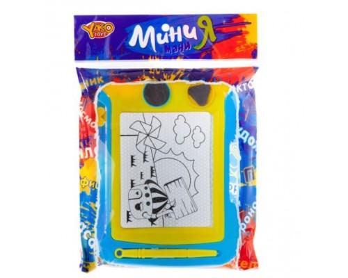 Доска для рисования, МиниМаниЯ, РАС 23х16х1 см,М6357.