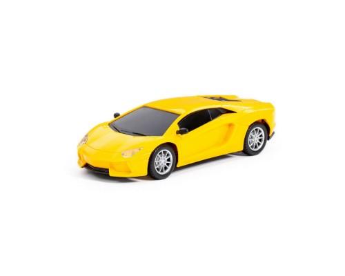 Автомобиль легковой инерционный Легенда-V2 83470 (в пакете)
