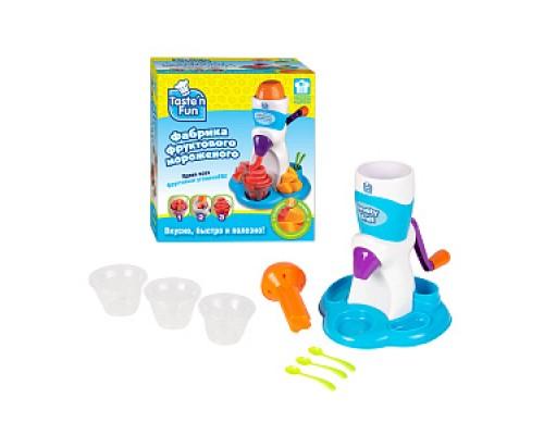 Игровой набор Фабрика фруктового мороженого TM Taste'n Fun